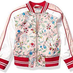 Urban Republic Girls Sateen Jacket 2T